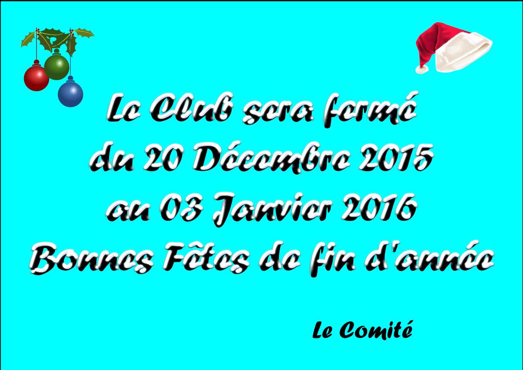 fermeture club 2015